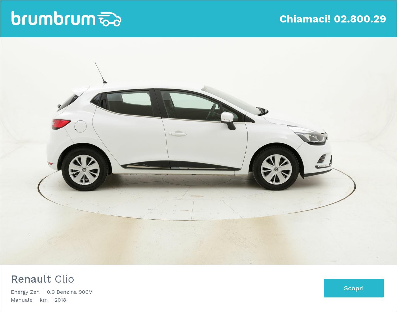 Renault Clio Energy Zen usata del 2018 con 5.872 km   brumbrum