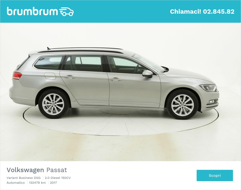 Volkswagen Passat usata del 2017 con 132.526 km   brumbrum