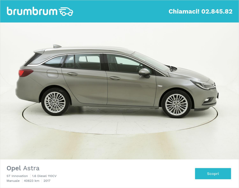 Opel Astra usata del 2017 con 40.648 km | brumbrum