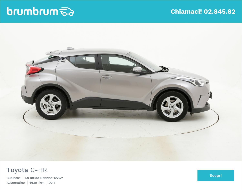 Toyota C-HR usata del 2017 con 46.451 km | brumbrum
