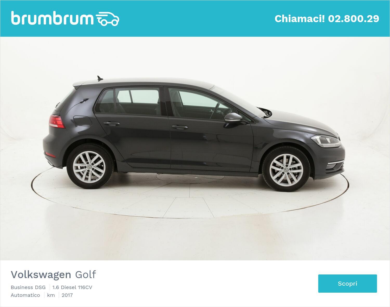 Volkswagen Golf Business DSG usata del 2017 con 68.480 km | brumbrum