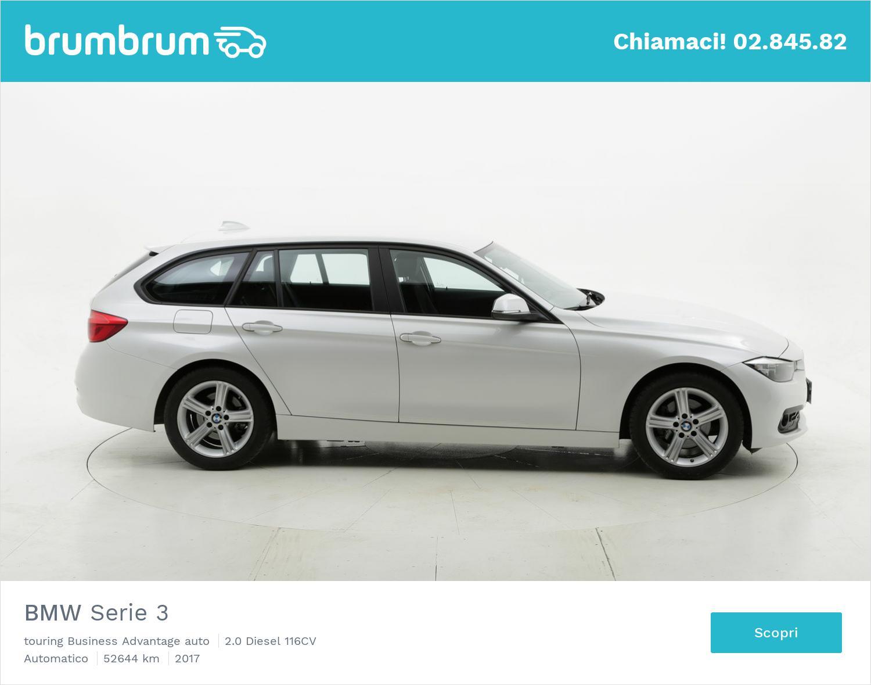 BMW Serie 3 usata del 2017 con 53.234 km | brumbrum