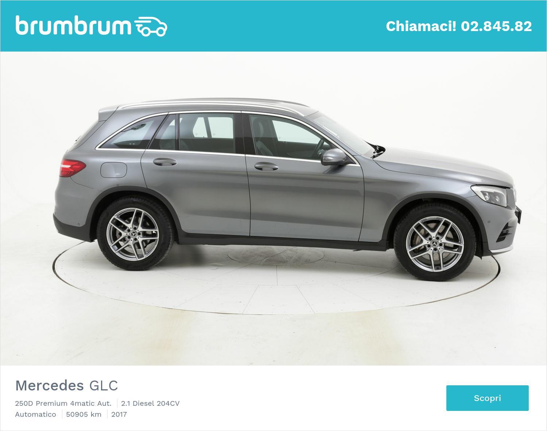 Mercedes GLC usata del 2017 con 50.968 km   brumbrum