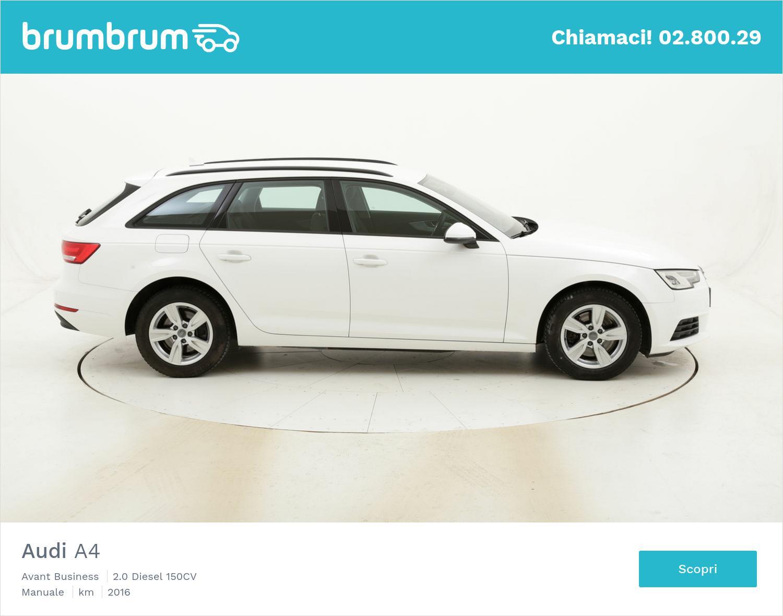 Audi A4 Avant Business usata del 2016 con 78.378 km | brumbrum