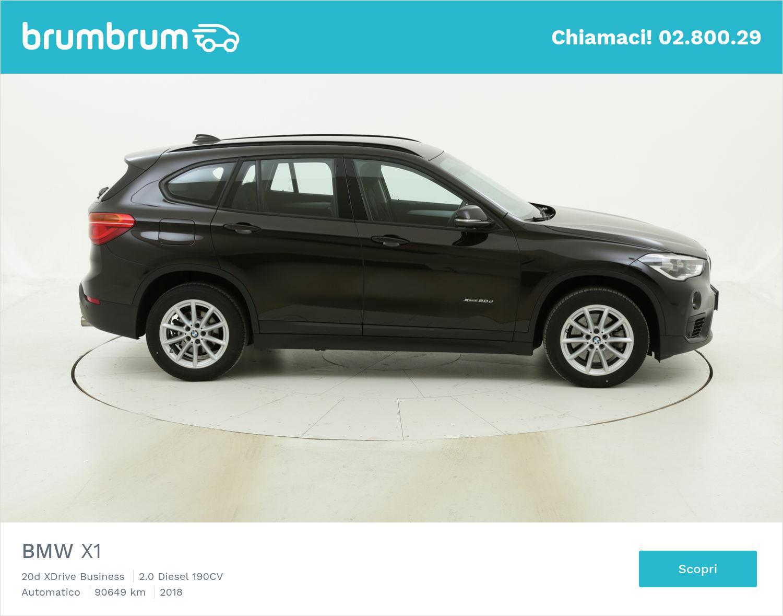 BMW X1 usata del 2018 con 91.045 km | brumbrum