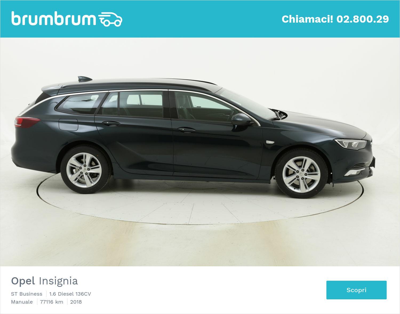 Opel Insignia usata del 2018 con 77.580 km | brumbrum