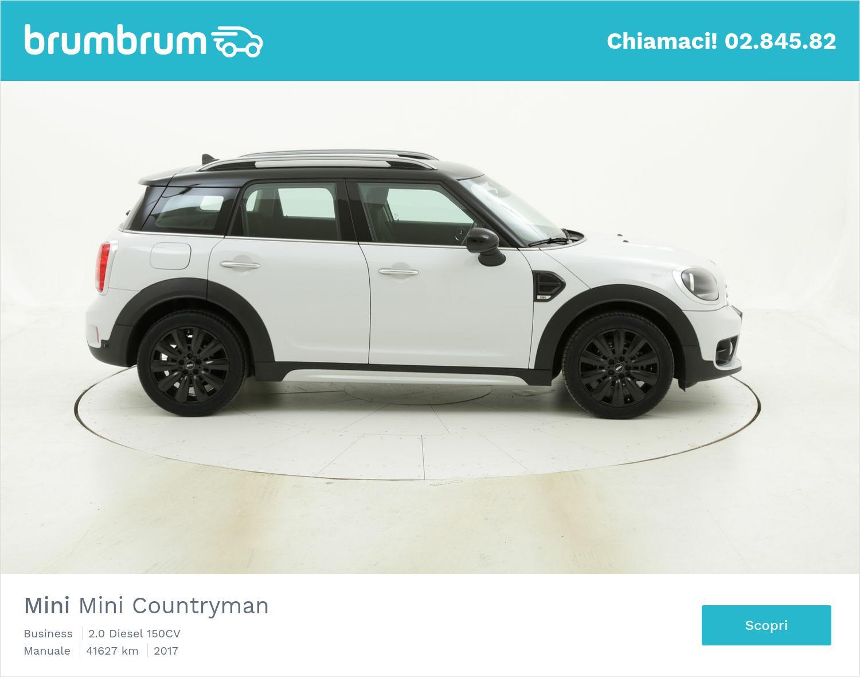 Mini Mini Countryman usata del 2017 con 42.026 km | brumbrum