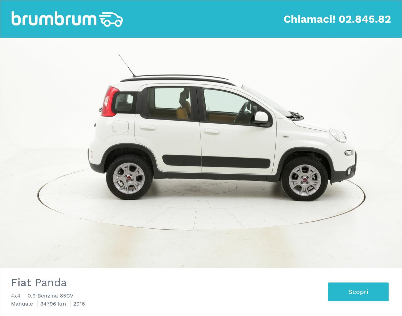 Fiat Panda usata del 2016 con 35.295 km | brumbrum
