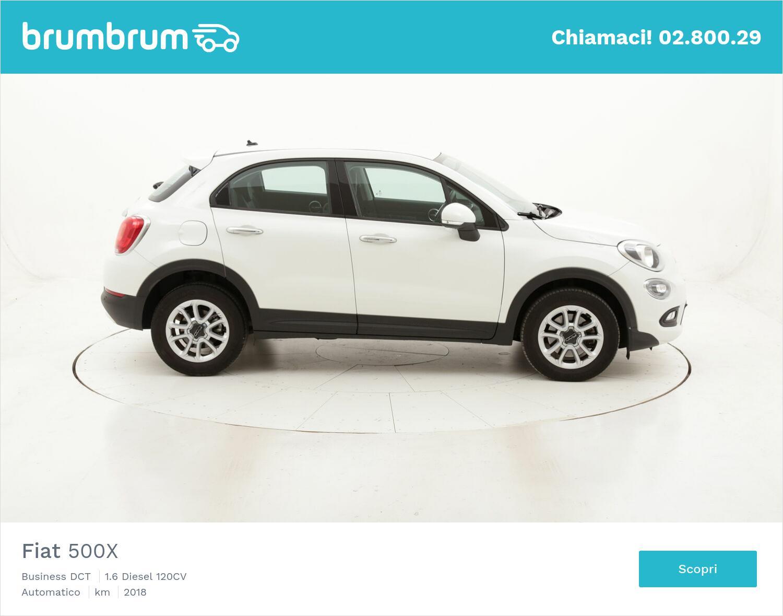 Fiat 500X Business DCT usata del 2018 con 98.752 km | brumbrum