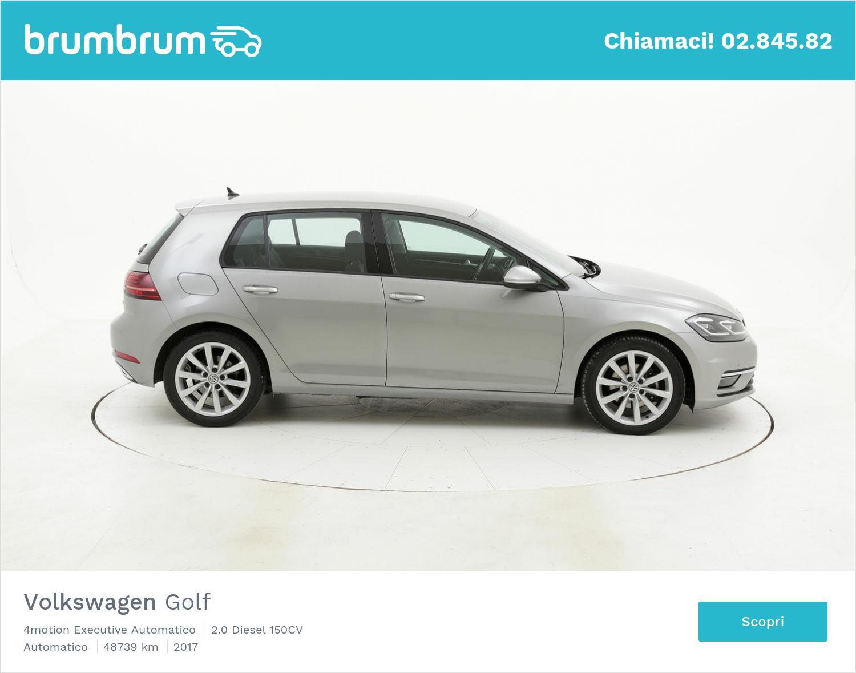 Volkswagen Golf usata del 2017 con 49.248 km   brumbrum