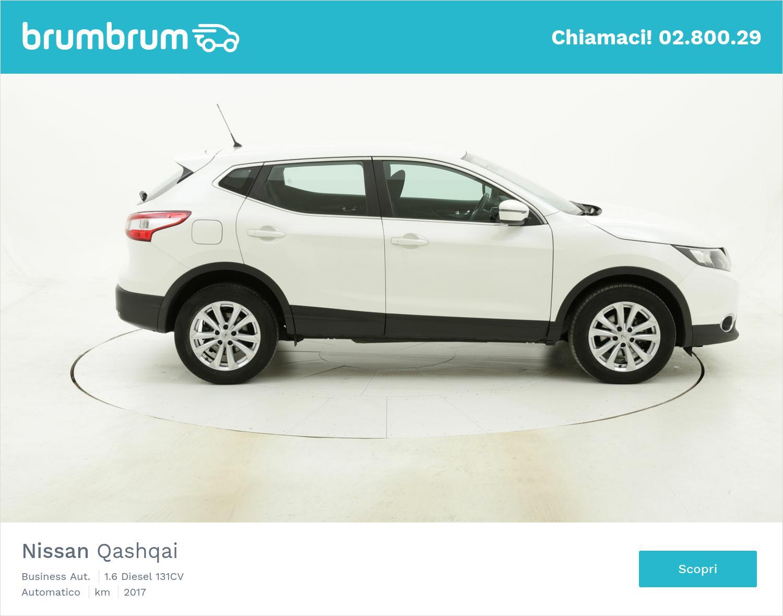 Nissan Qashqai usata del 2017 con 96.667 km | brumbrum