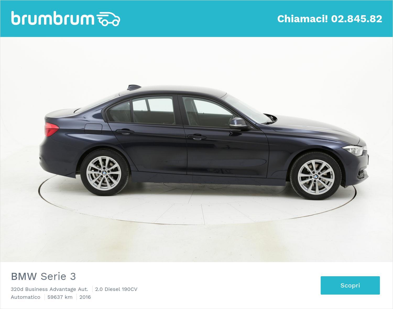 BMW Serie 3 usata del 2016 con 59.738 km | brumbrum