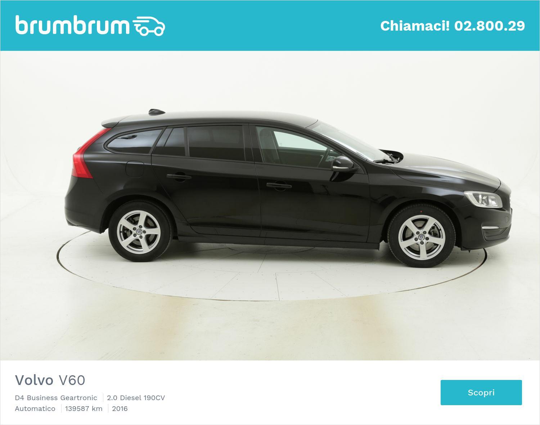 Volvo V60 usata del 2016 con 139.594 km | brumbrum