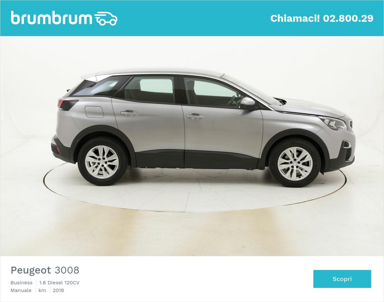 Peugeot 3008 Business usata del 2018 con 25.415 km | brumbrum