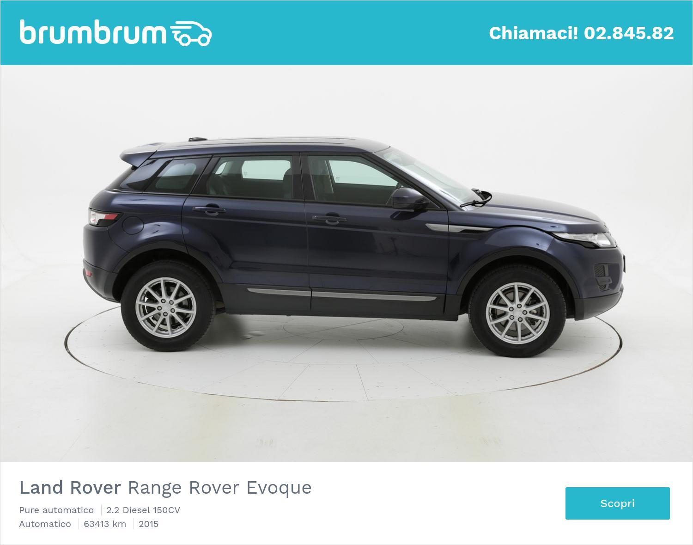Land Rover Range Rover Evoque usata del 2015 con 63.767 km | brumbrum