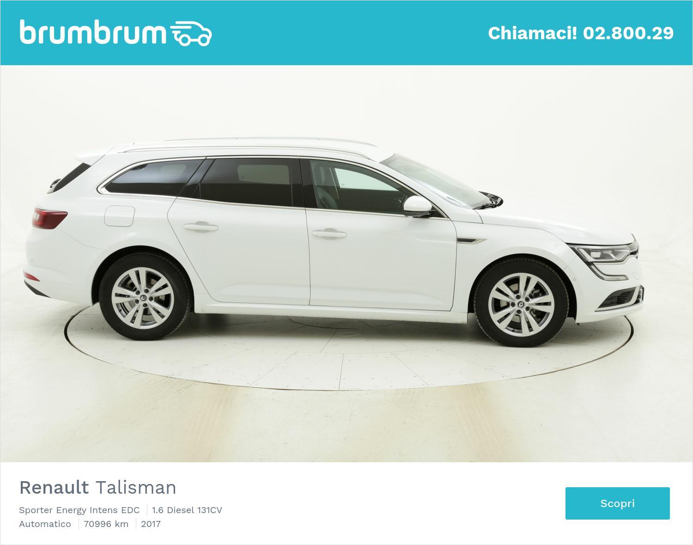Renault Talisman usata del 2017 con 71.370 km | brumbrum