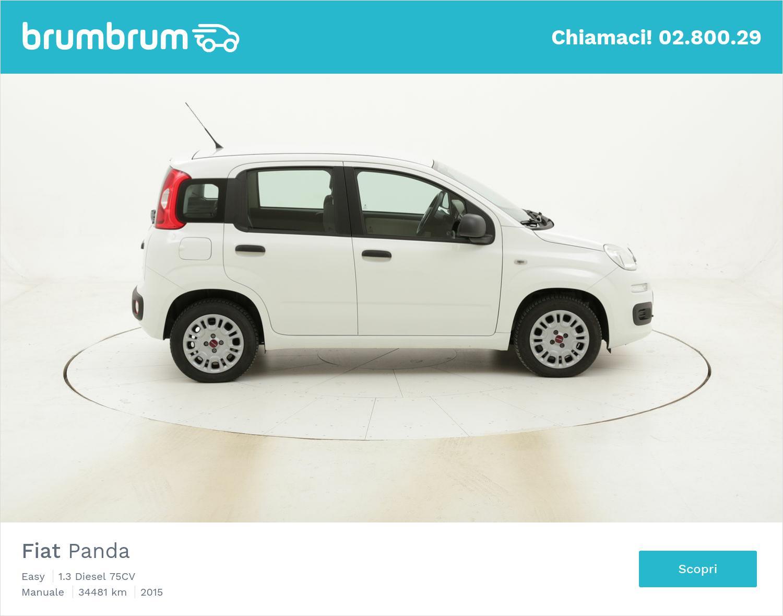 Fiat Panda Easy usata del 2015 con 34.490 km | brumbrum