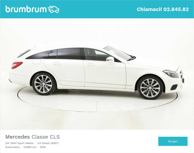Mercedes Classe CLS usata del 2016 con 121.554 km | brumbrum