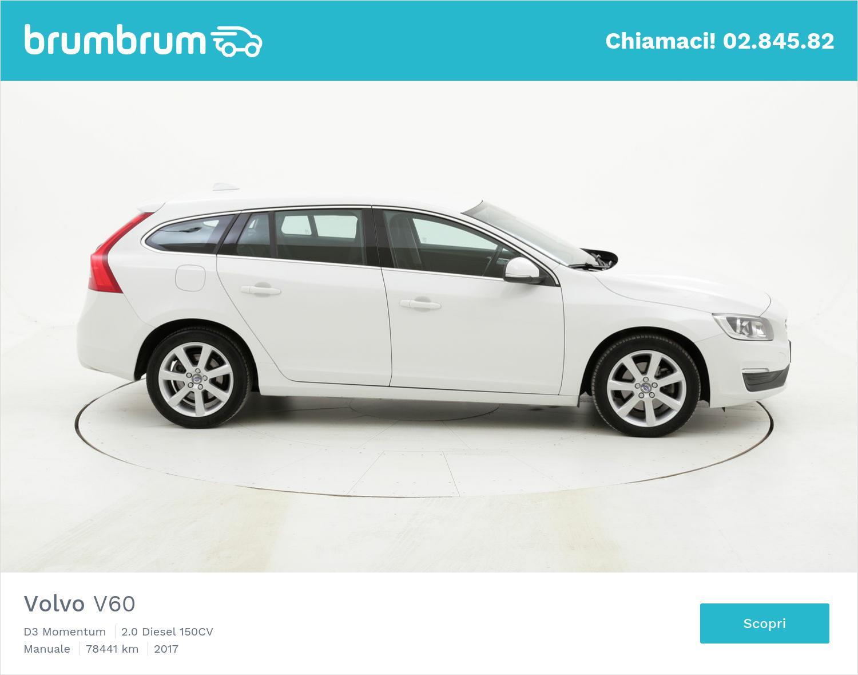 Volvo V60 usata del 2017 con 78.679 km | brumbrum