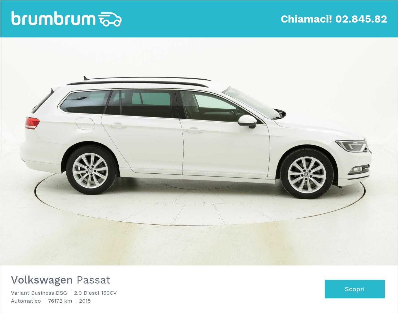 Volkswagen Passat usata del 2018 con 76.180 km | brumbrum