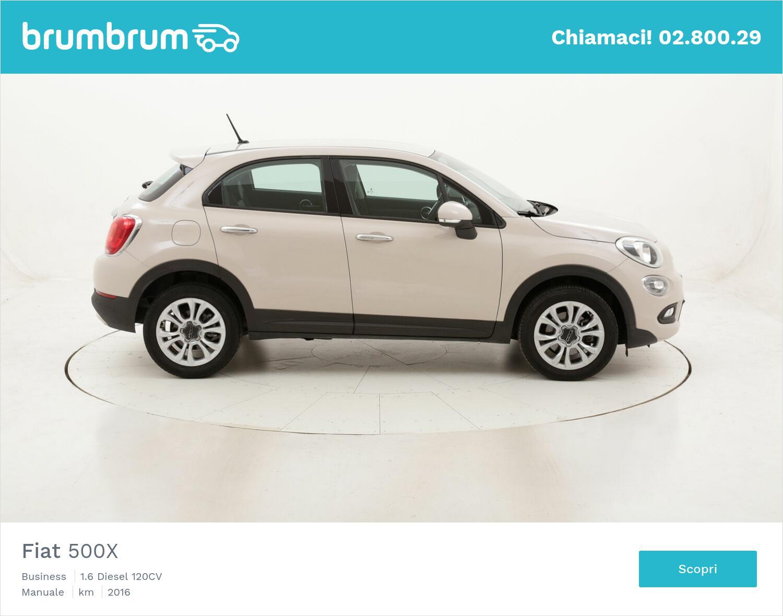 Fiat 500X Business usata del 2016 con 37.156 km | brumbrum