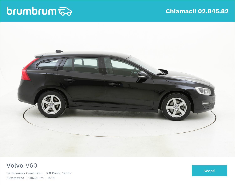 Volvo V60 usata del 2016 con 111.938 km | brumbrum