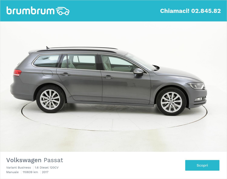 Volkswagen Passat usata del 2017 con 110.974 km | brumbrum