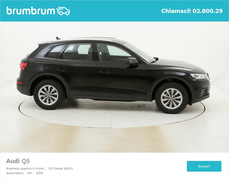 Audi Q5 Business quattro S tronic usata del 2018 con 44.707 km | brumbrum