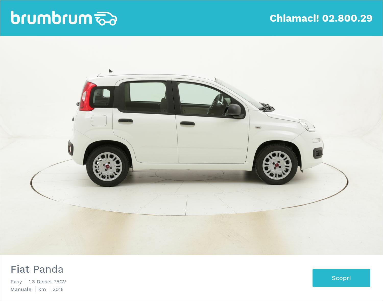 Fiat Panda Easy usata del 2015 con 39.437 km | brumbrum