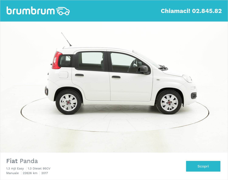 Fiat Panda usata del 2017 con 22.832 km | brumbrum