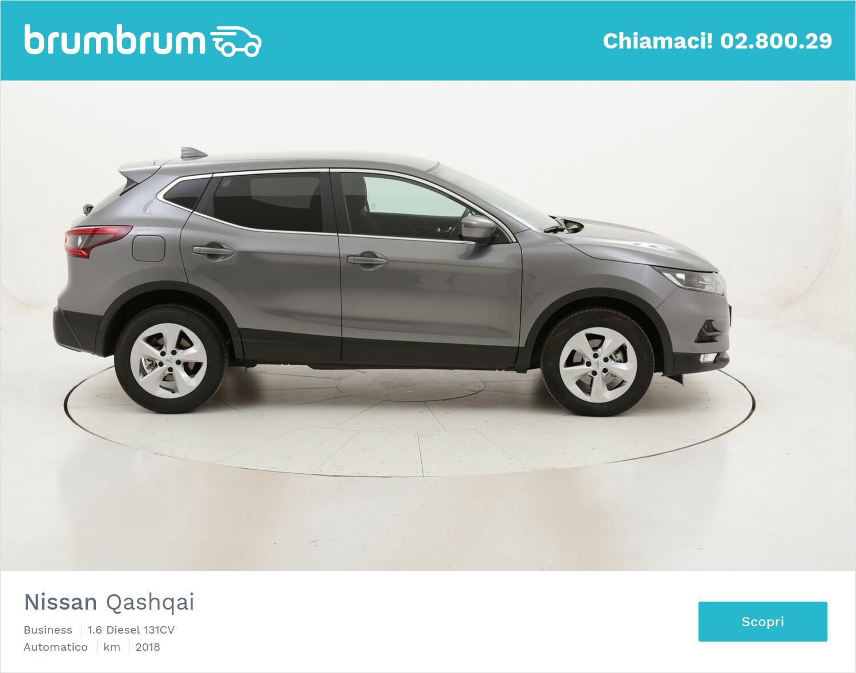 Nissan Qashqai Business usata del 2018 con 39.051 km | brumbrum