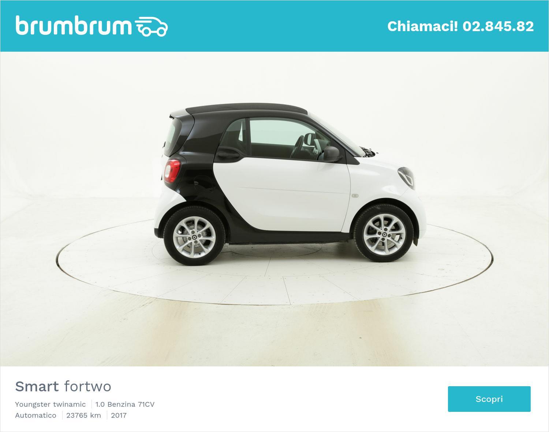 Smart Fortwo usata del 2017 con 23.891 km | brumbrum