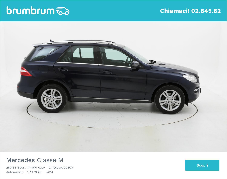 Mercedes Classe M usata del 2014 con 131.503 km | brumbrum