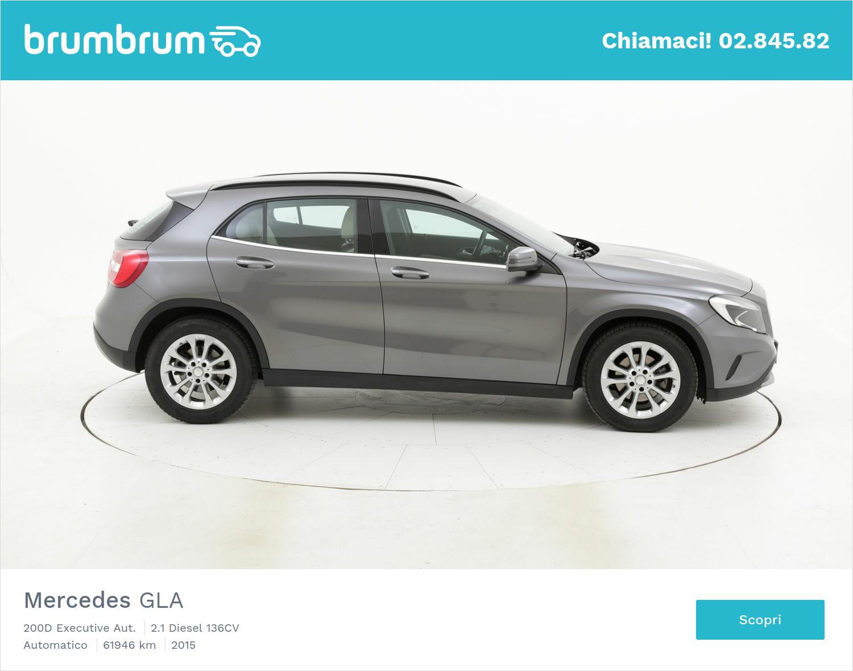 Mercedes GLA usata del 2015 con 62.453 km | brumbrum