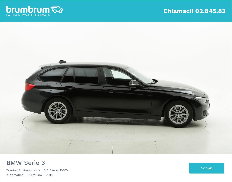 BMW Serie 3 usata del 2015 con 52.123 km | brumbrum