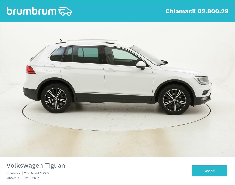 Volkswagen Tiguan Business usata del 2017 con 32.008 km | brumbrum