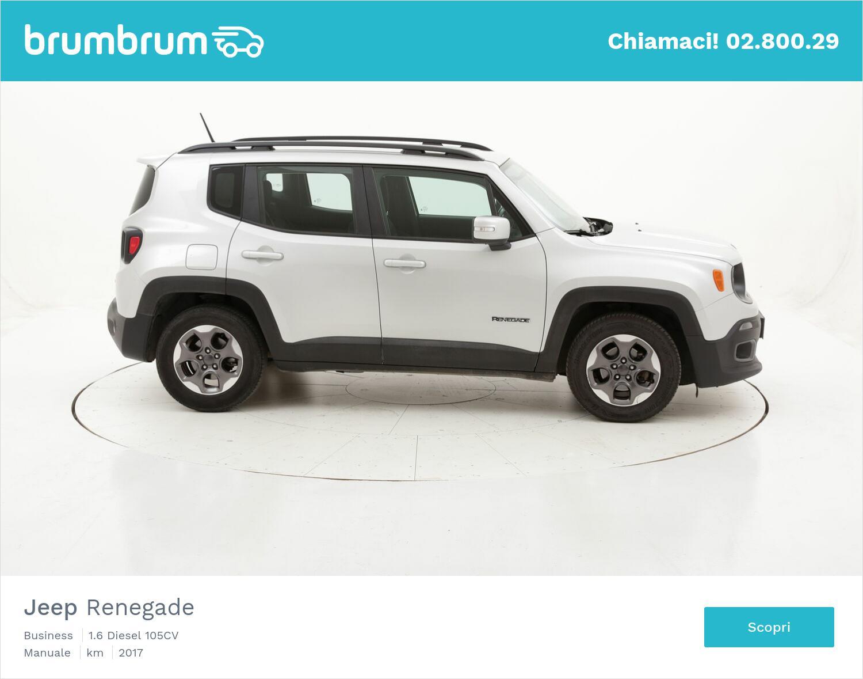 Jeep Renegade Business usata del 2017 con 65.392 km | brumbrum