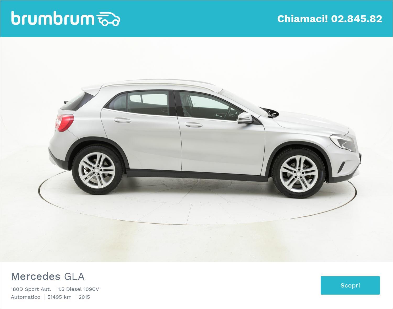 Mercedes GLA usata del 2015 con 51.777 km | brumbrum