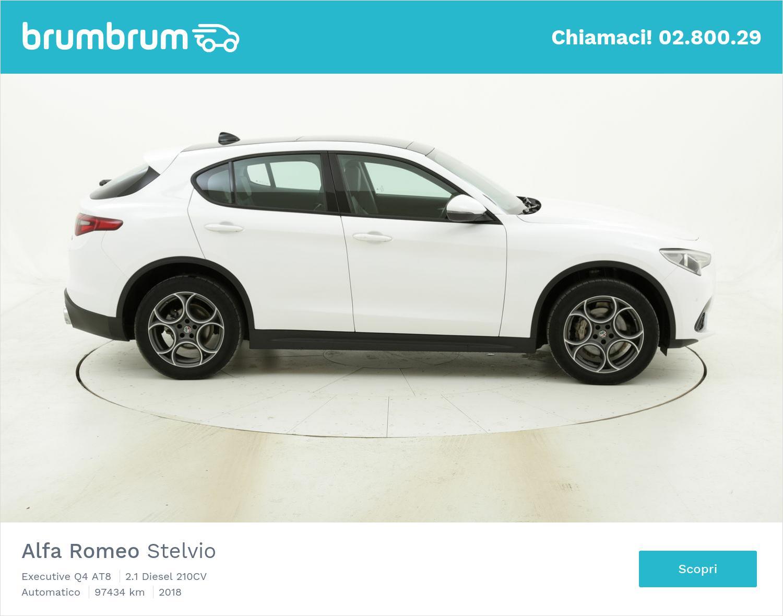 Alfa Romeo Stelvio usata del 2018 con 97.992 km | brumbrum