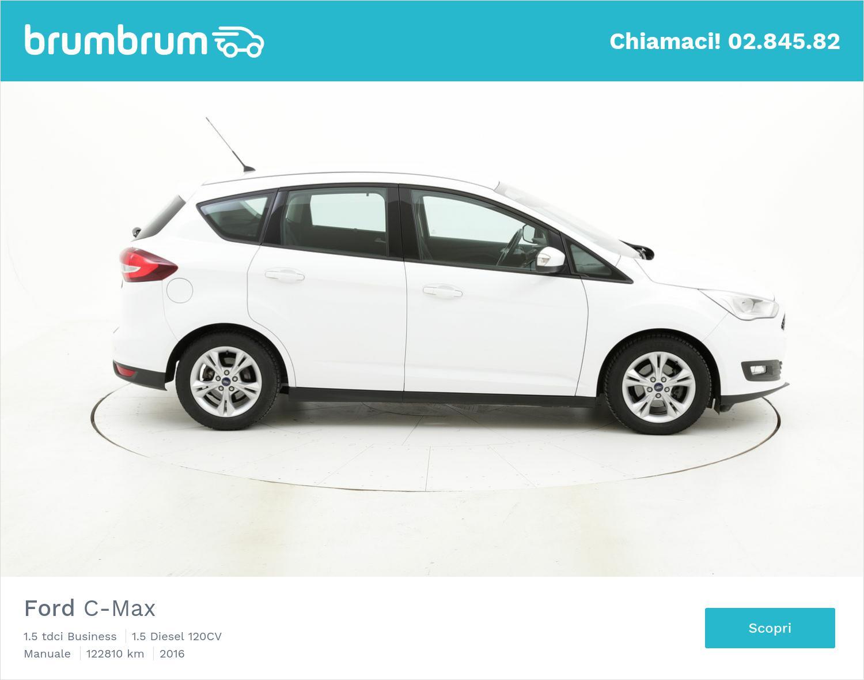 Ford C-Max usata del 2016 con 123.504 km | brumbrum
