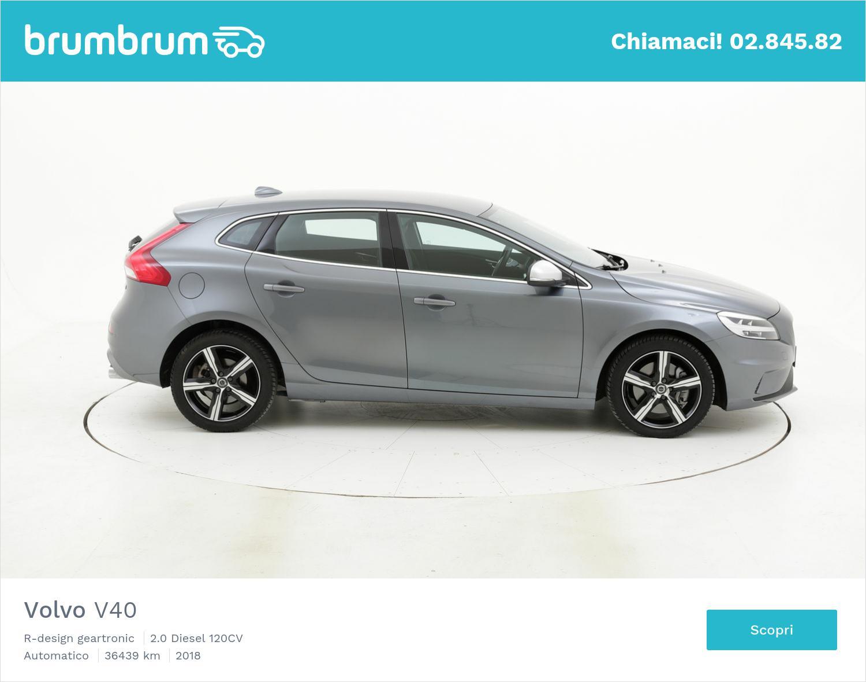 Volvo V40 usata del 2018 con 36.789 km | brumbrum