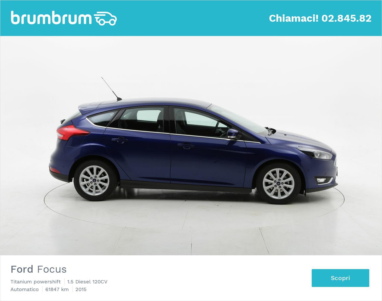 Ford Focus usata del 2015 con 62.247 km | brumbrum
