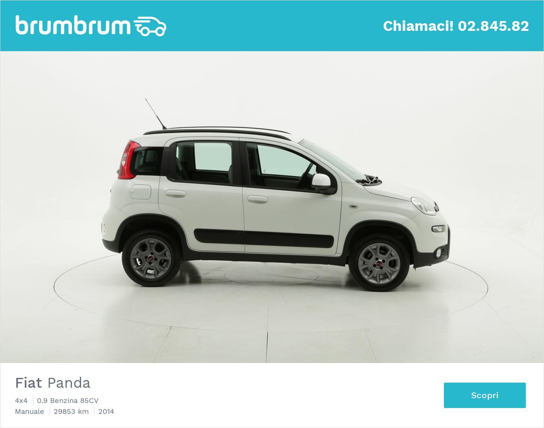 Fiat Panda usata del 2014 con 29.874 km | brumbrum