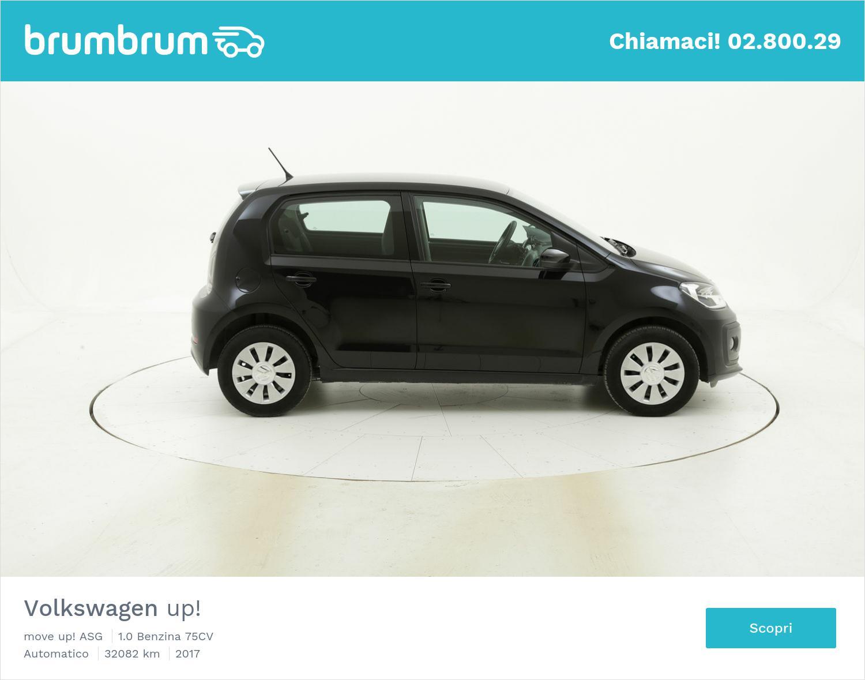 Volkswagen Up! usata del 2017 con 32.089 km | brumbrum