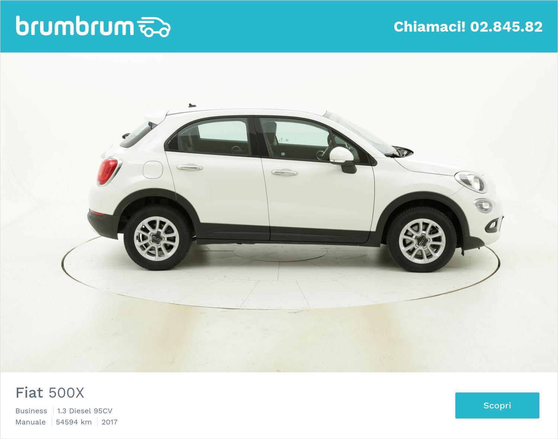 Fiat 500X usata del 2017 con 54.931 km | brumbrum