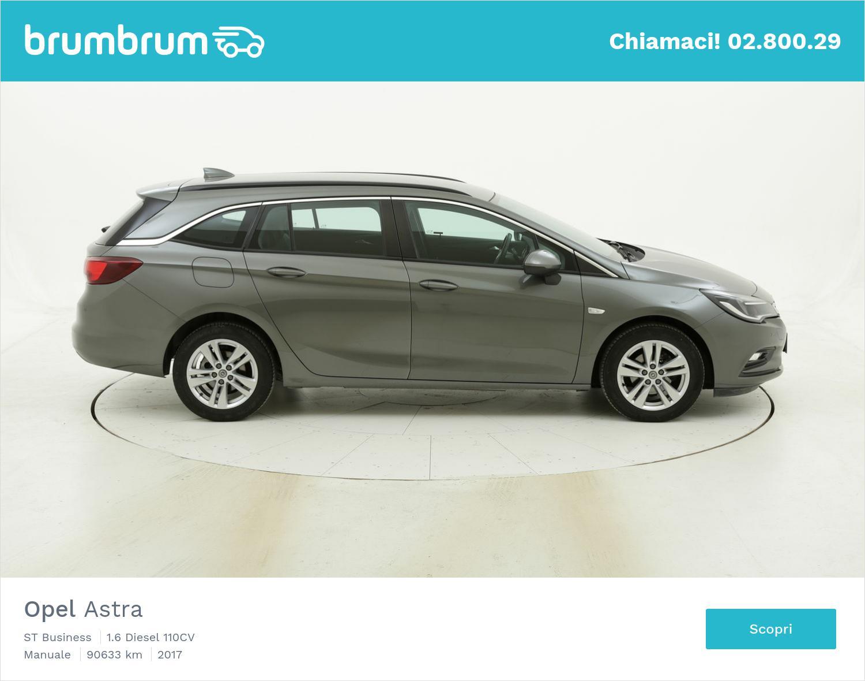 Opel Astra usata del 2017 con 90.766 km | brumbrum