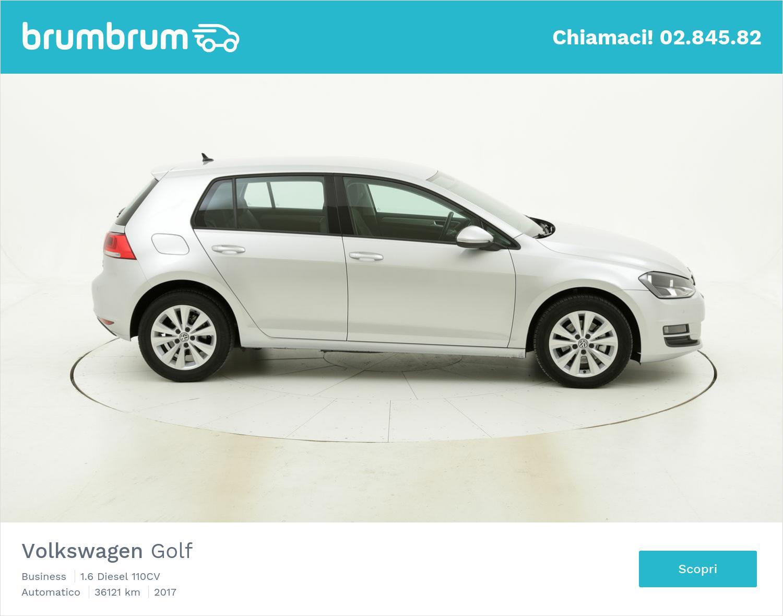 Volkswagen Golf usata del 2017 con 36.325 km | brumbrum