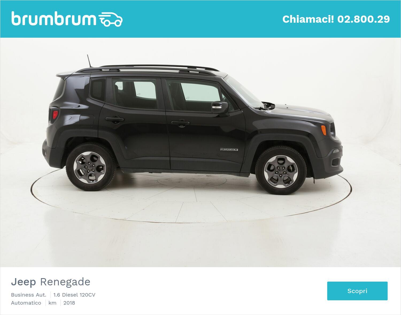 Jeep Renegade Business Aut. usata del 2018 con 97.978 km | brumbrum