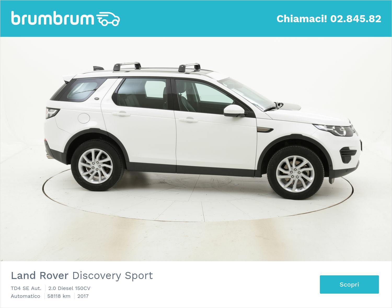 Land Rover Discovery Sport usata del 2017 con 58.313 km   brumbrum