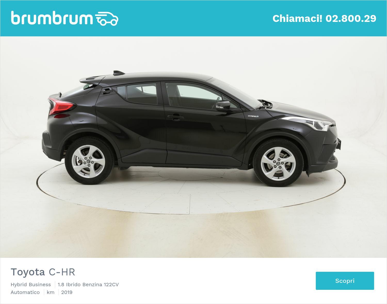 Toyota C-HR Hybrid Business usata del 2019 con 18.933 km | brumbrum